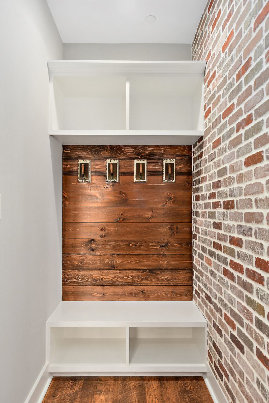 Learn how to add more storage to your custom home floor plan.