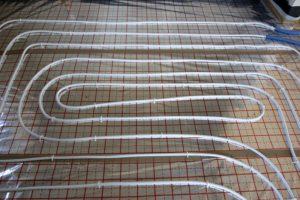 radiant floor heating questions