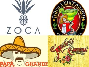 four mexican restaurants to support