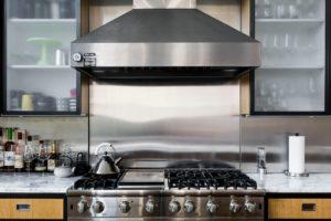 t&g builders chef's kitchen